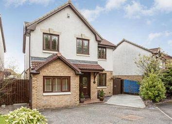 Thumbnail 4 bed detached house for sale in Waverley Crescent, Livingston, West Lothian