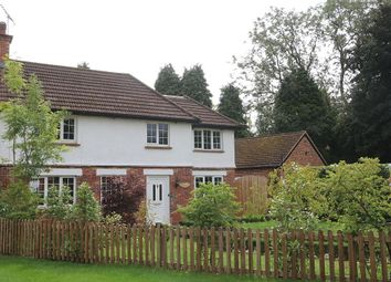 Thumbnail 4 bed semi-detached house for sale in Welcome Cottages, Slines Oak Road, Woldingham, Surrey CR3 7Eb