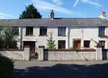 Thumbnail 4 bed cottage for sale in Millbrook Place, Berthon Road, Little Mill, Pontypool, Monmouthshire.
