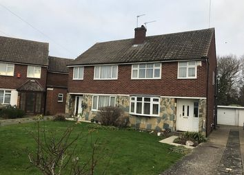 Thumbnail 3 bed semi-detached house to rent in Goffs Crescent, Goffs Oak, Waltham Cross