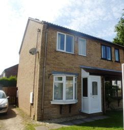 Thumbnail Semi-detached house to rent in Roxholm Close, Ruskington, Sleaford