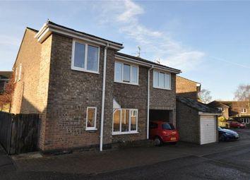 Thumbnail 4 bed detached house for sale in Corner Park, Saffron Walden, Essex