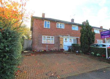 Thumbnail 3 bed semi-detached house for sale in Elmwood Avenue, Borehamwood