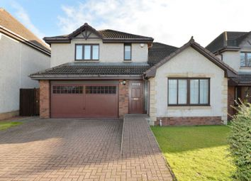 Thumbnail 4 bed detached house for sale in Inch Wood Avenue, Bathgate, West Lothian