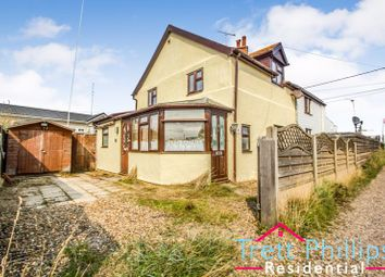 Thumbnail 2 bed semi-detached house for sale in St. Helens Road, Walcott, Norwich