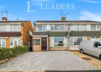 Thumbnail 3 bed semi-detached house to rent in 28 Brookside Road, St Johns