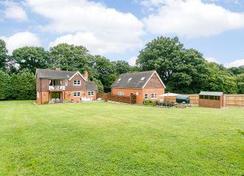 Thumbnail 4 bedroom detached house for sale in Dorking Road, Warnham, Horsham