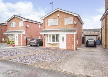 Thumbnail 3 bed detached house for sale in Stonebridge Lane, Mansfield
