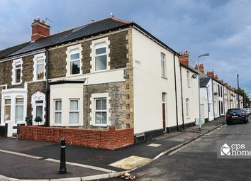 Thumbnail 1 bed terraced house to rent in Holmesdale Street, Cardiff