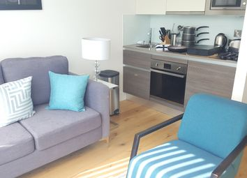 Thumbnail 1 bed flat to rent in Station Road, Hayes