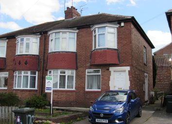 Thumbnail 3 bed flat to rent in Ovington Grove, Fenham