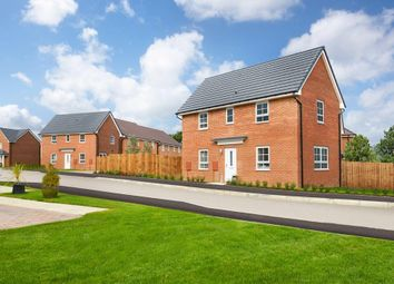 "Thumbnail 3 bed detached house for sale in ""Moresby"" at Bawtry Road, Tickhill, Doncaster"