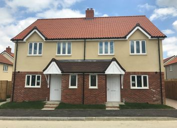 Thumbnail 3 bed semi-detached house for sale in Silver Tree Way, Chedburgh, Bury St. Edmunds