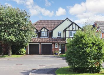 Thumbnail 5 bedroom detached house for sale in Brooklynn Close, Waltham Chase, Southampton