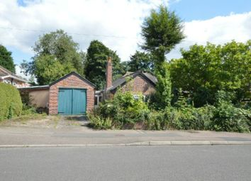 Thumbnail 3 bed detached bungalow for sale in Greendale Road, Glen Parva, Leicester