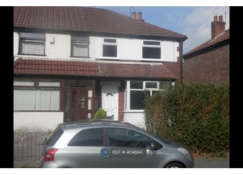 Thumbnail 2 bed semi-detached house to rent in Somerfield Road Blackley, Manchester