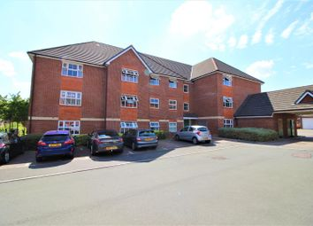 Thumbnail 2 bed flat for sale in Hebden Close, Redhouse, Swindon