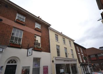 Thumbnail 2 bed flat to rent in Exchange Street, Norwich