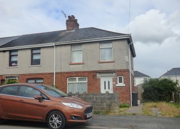 Thumbnail 3 bed semi-detached house for sale in Glanymor Street, Briton Ferry, Neath .