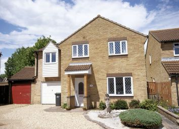 Thumbnail 4 bed detached house for sale in Martin Close, Lee On The Solent