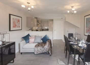 "Thumbnail 4 bed semi-detached house for sale in ""Helmsley"" at Warkton Lane, Barton Seagrave, Kettering"