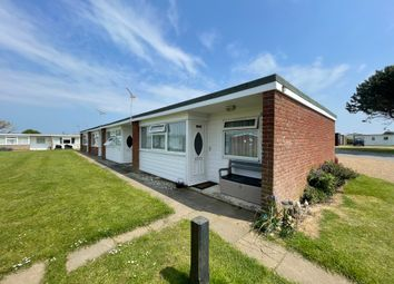 Thumbnail 2 bed property for sale in Sundowner Chalet Park, Hemsby, Great Yarmouth