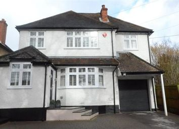 Thumbnail 5 bedroom detached house for sale in Barkham Road, Wokingham, Berkshire