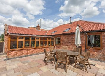 Thumbnail 4 bed barn conversion for sale in Tittleshall Road, Litcham, King's Lynn