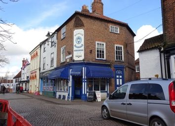 Thumbnail Retail premises for sale in Horncastle, Lincolnshire