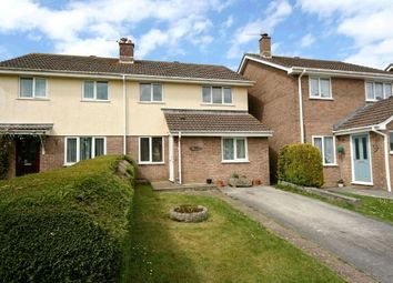 Thumbnail 4 bed semi-detached house for sale in Carne View Road, Probus, Truro