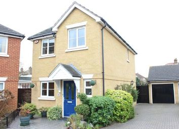 Thumbnail 3 bed detached house for sale in Aldborough Road North, Newburypark, Ilford