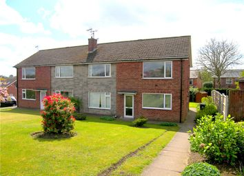 Thumbnail 2 bedroom flat for sale in Belvedere Close, Swanwick, Alfreton