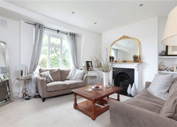 Thumbnail 2 bed flat for sale in Deauville Court, Elms Crescent, Clapham, London