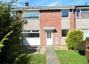 Thumbnail 2 bedroom terraced house for sale in Min Y Rhos, Ystradgynlais, Swansea