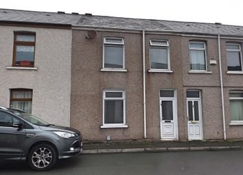 Thumbnail 3 bed terraced house for sale in Angel Street, Port Talbot, Neath Port Talbot.