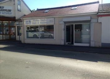 Thumbnail Commercial property to let in Philip Taylor Hair Salon, 1 Winifred Road, Neath
