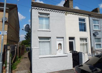 Thumbnail 3 bedroom end terrace house for sale in 1 Crown Street, Peterborough, Cambridgeshire