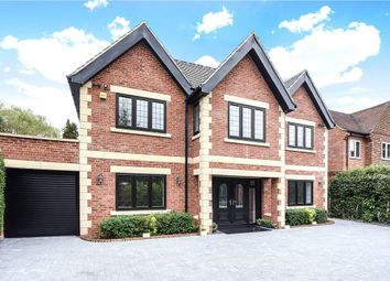 Thumbnail 7 bed detached house for sale in Rogers Lane, Stoke Poges, Slough