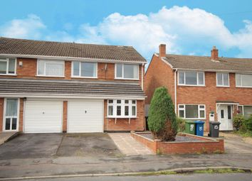 Thumbnail 3 bed semi-detached house for sale in Tolman Drive, Tamworth