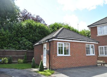 Thumbnail 1 bed detached house to rent in Fludes Court, Oadby