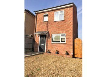 Thumbnail 2 bed detached house for sale in Belle Vue Road, Aldershot