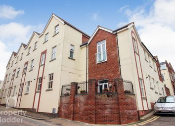 Thumbnail 2 bed flat for sale in Fishers Lane, Norwich