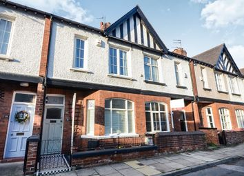 Thumbnail 3 bed terraced house for sale in North Parade, York
