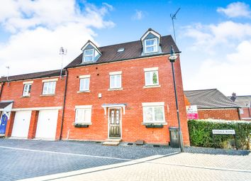 Thumbnail 5 bedroom semi-detached house for sale in Dydale Road, Swindon