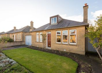 Thumbnail 4 bedroom detached bungalow for sale in 14 Southfield Gardens West, Duddingston