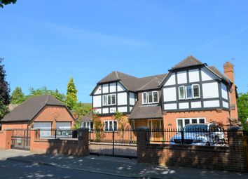 Thumbnail 4 bed detached house for sale in Gorse Ride, Finchampstead, Wokingham