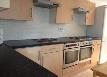 Thumbnail 9 bed property to rent in Woodville Road, Cathays, Cardiff