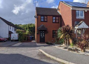 Waterhouse Mead, College Town, Sandhurst GU47. 2 bed end terrace house