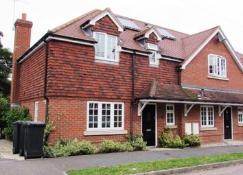 Thumbnail 3 bed end terrace house to rent in Riverdale, Wrecclesham, Farnham