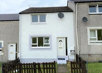 Thumbnail 2 bed terraced house for sale in Braehead, Bonhill, Alexandria